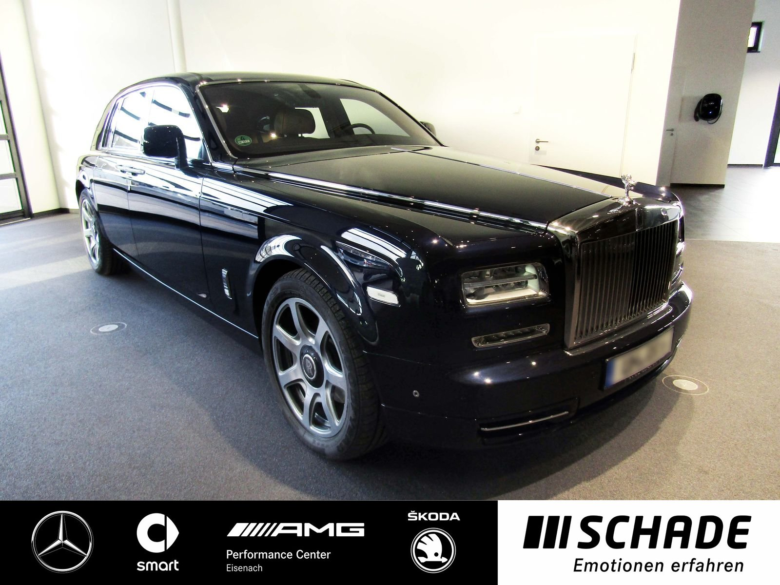 Rolls-Royce Phantom 6,8L V12 Theatro-Anl*Kühlbox*Sternenhim., Jahr 2016, Benzin