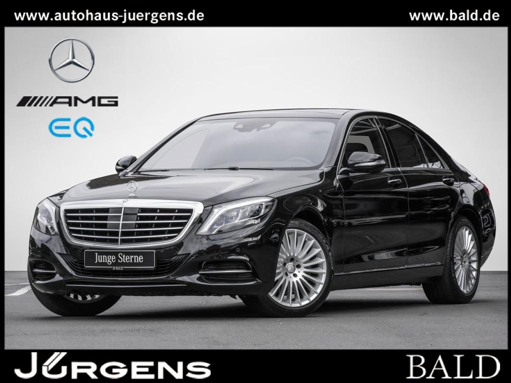 Mercedes-Benz S 350 d Comand/Pano/Memo/360/HUD/Keyl/Totw/SHZ, Jahr 2015, Diesel