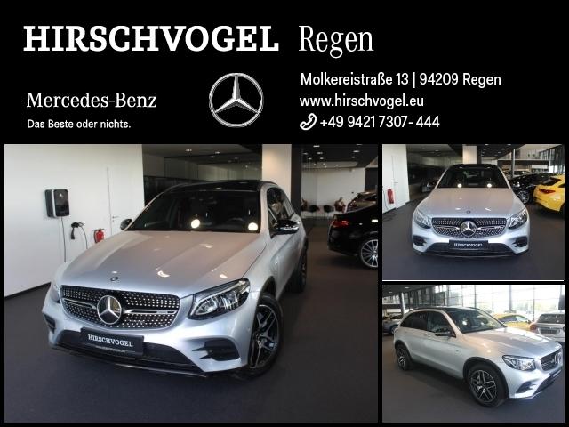 Mercedes-Benz GLC 43 AMG 4M Night+ABC+Pano+DISTRON+HUP+Com+LED, Jahr 2017, Benzin