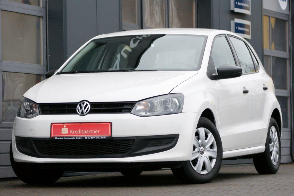 Volkswagen Polo 1.2 TDI, Jahr 2013, Diesel