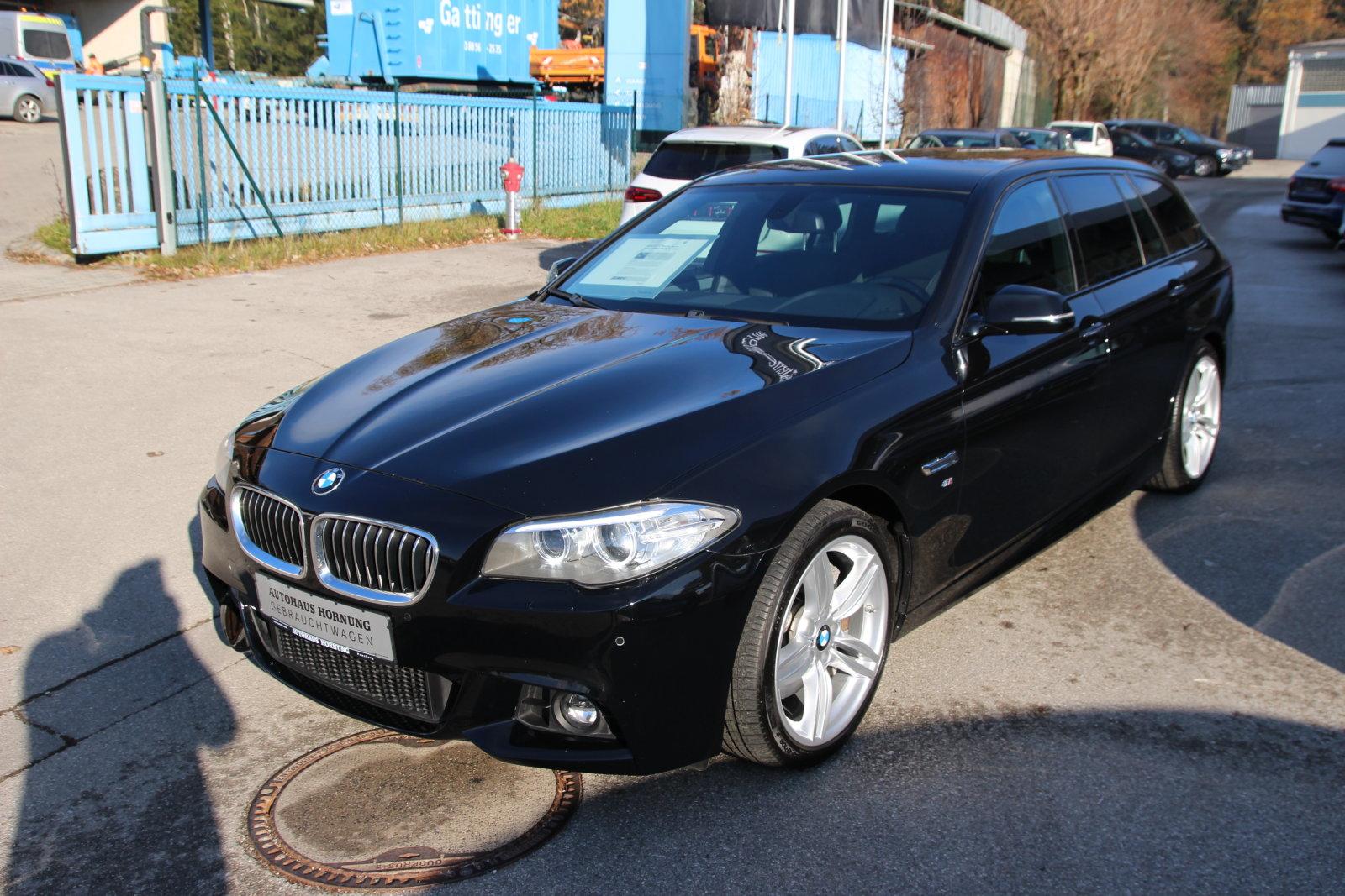 BMW 525 d Touring/Sport Paket M/Navi Profe/Komfort P, Jahr 2016, Diesel