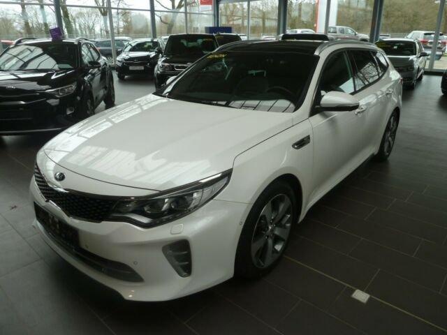 Kia Optima Sportswagon 2.0 T-GDI Automatik GT, Jahr 2016, Benzin