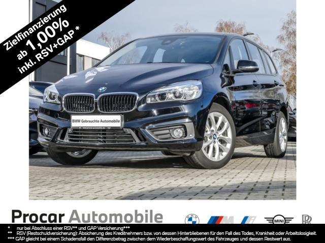 BMW 220 Gran Tourer Advantage Panorama Fin.ab1%., Jahr 2017, Diesel