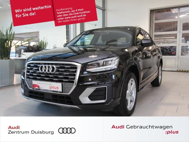 Audi Q2 sport 1.6 TDI Navi LED Sitzheizung, Jahr 2017, Diesel