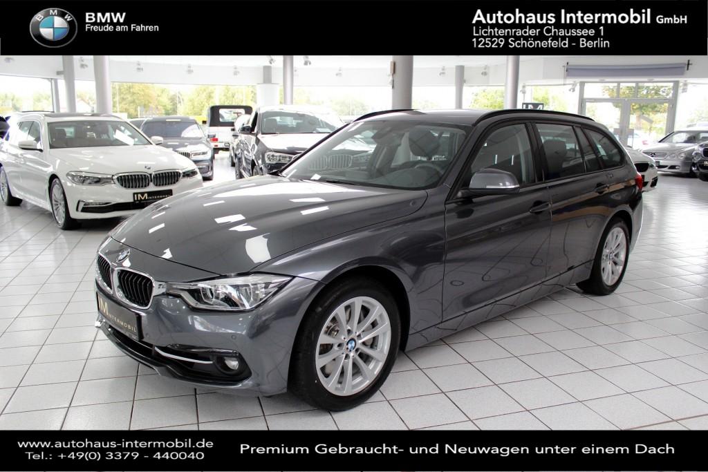 BMW 340 i Touring SPORT LINE*Navi Prof.*LED*Assist*, Jahr 2019, Benzin