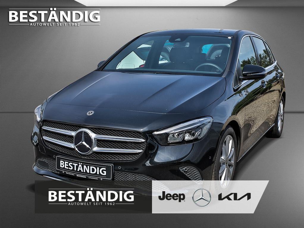Mercedes-Benz B 250 Progressive+LED+RFK+NAVI+SHZ+PTS Navi/eFH., Jahr 2019, Benzin