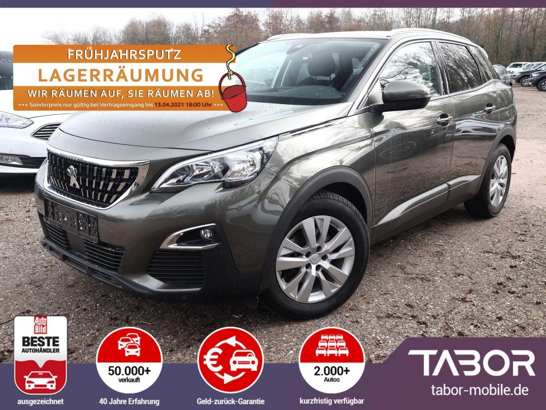 Peugeot 3008 1.2 PT 130 KeyLess SHZ LaneAs Klimaaut, Jahr 2019, Benzin