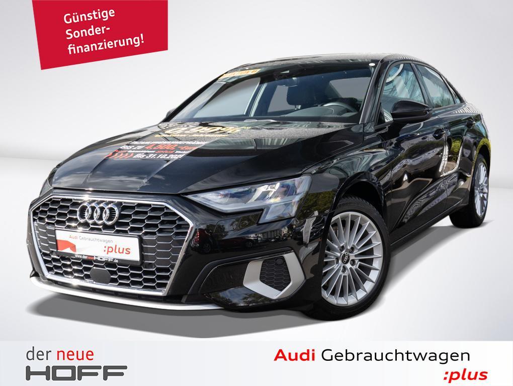 Audi A3 Limousine advanced Virtual NAVI 17 Zoll LED S, Jahr 2021, Benzin