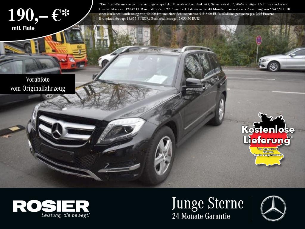 Mercedes-Benz GLK 220 CDI 4M, Jahr 2015, Diesel