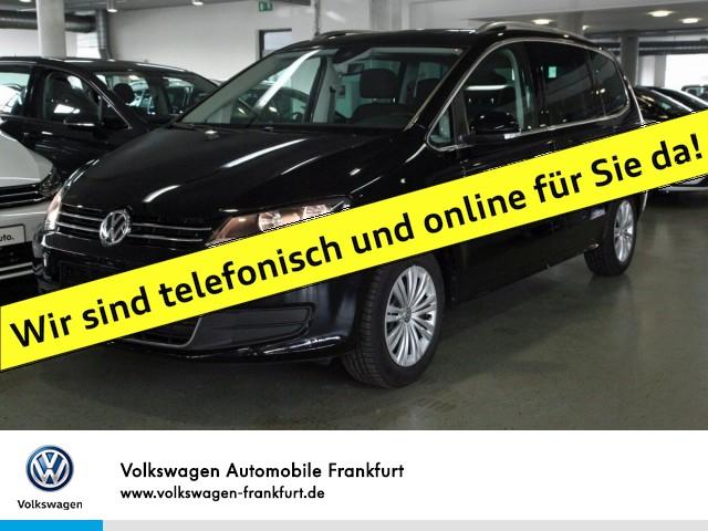 Volkswagen Sharan 1.4 TSI IQ.Drive Anschlussgarantie Navi Klima Panoramadach Rückfahrkamera SHARAN CL BT110 TSIM6F, Jahr 2019, Benzin