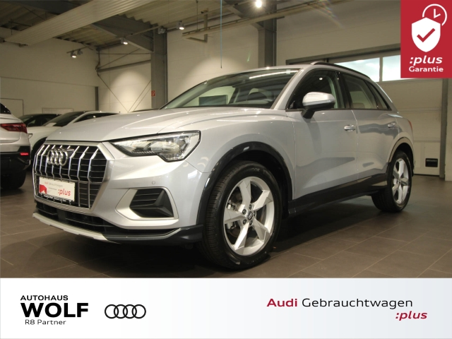 Audi Q3 35 TFSI advanced S tronic Einparkhilfe Plus, Jahr 2020, Benzin