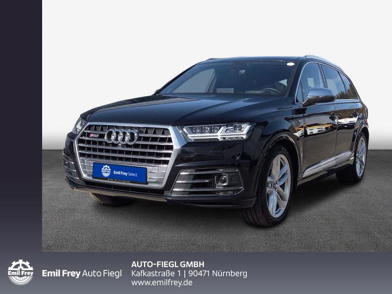 Audi SQ7 4.0 TDI quattro tiptronic, Jahr 2016, Diesel
