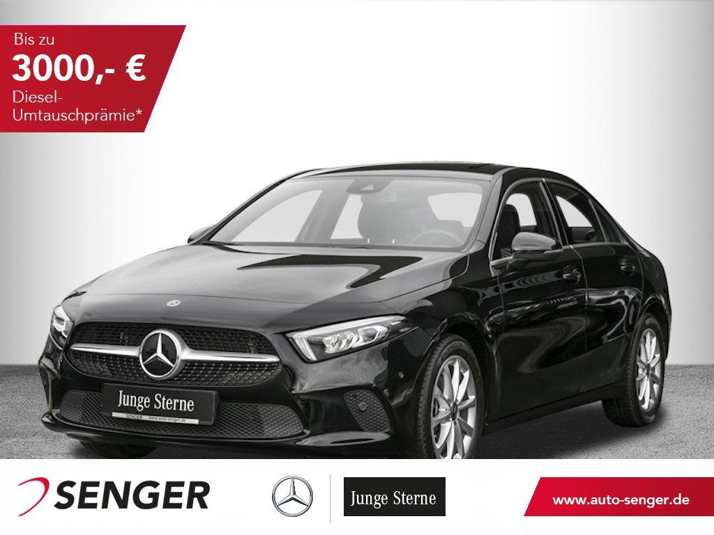 Mercedes-Benz A 180 Limousine Progressive Navi LED Parktronic, Jahr 2020, Benzin