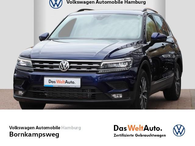 Volkswagen Tiguan 1.5 TSI PANO/AHK/NAVI/LED, Jahr 2020, Benzin