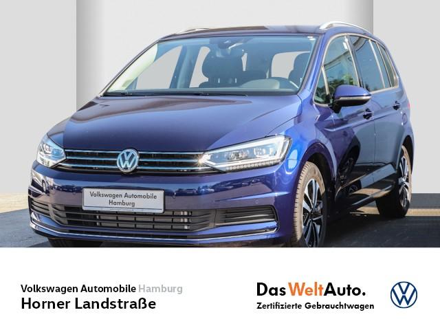 Volkswagen Touran 1.5 TSI DSG United 7-Sitzer Standheizung, Jahr 2020, Benzin