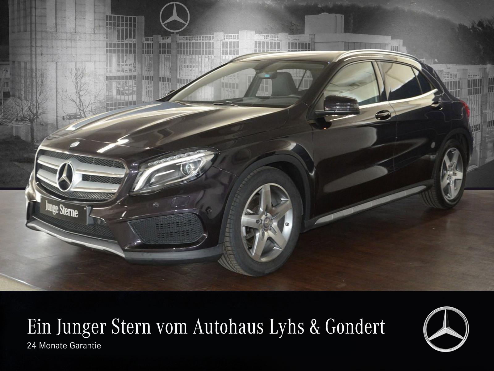 Mercedes-Benz GLA 220 CDI 4M AMG EUR6 Kamera Navi PDC, Jahr 2014, Diesel