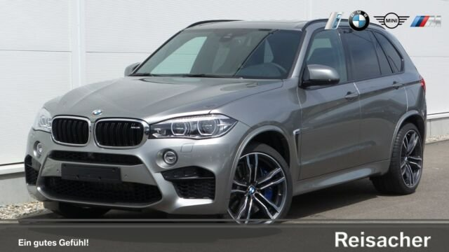 BMW X5 M A Navi,AHK,Leder,Autom,SH,Driving Assistant, Jahr 2017, petrol