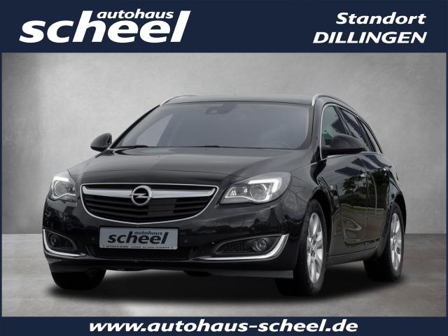 Opel Insignia A Sports Tourer Innovation 1.6 CDTI Navi Keyless Dyn. Kurvenlicht e-Sitze Rückfahrkam., Jahr 2016, Diesel