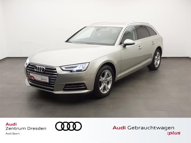 Audi A4 Avant sport 2.0 TDI LED-SW Navi, Jahr 2017, Diesel