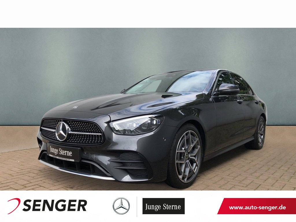 Mercedes-Benz E 220 d AMG Paket Einpark-Paket Licht-Paket, Jahr 2020, Diesel