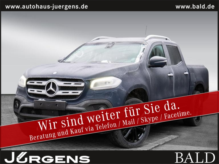 Mercedes-Benz X 250 d Progressive Editon Leder Navi Kamera AHK, Jahr 2019, Diesel