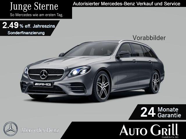 Mercedes-Benz E 53 T AMG 4M+ Multibeam PanoDa Distr+ Sitzklima, Jahr 2018, Benzin