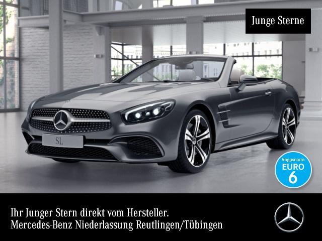 Mercedes-Benz SL 500 B&O AMG ABC Pano Distr+ COMAND ILS LED 9G, Jahr 2017, Benzin