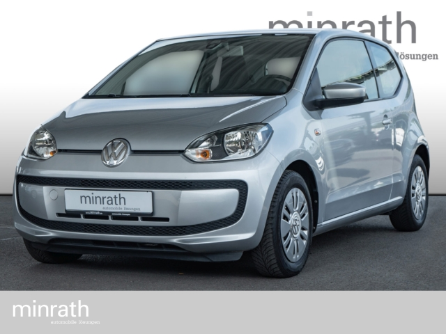 Volkswagen up! move BMT 1.0 RDC Klima Temp PDC CD AUX MP3 ESP Sport, Jahr 2016, Benzin