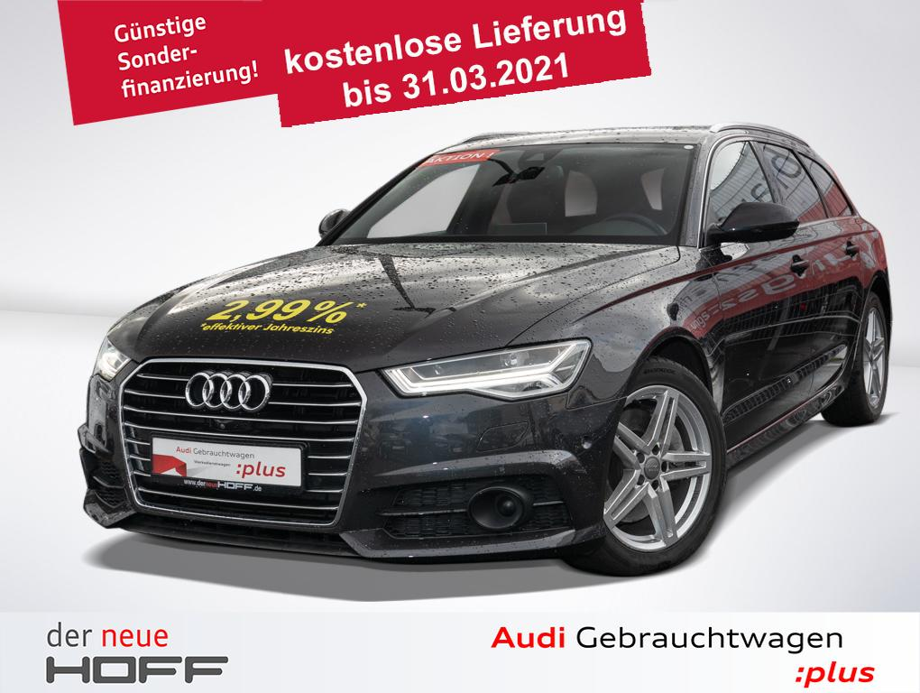 Audi A6 Avant 3.0 TDI Leder ACC Matrix 18Zoll Kamera, Jahr 2017, Diesel