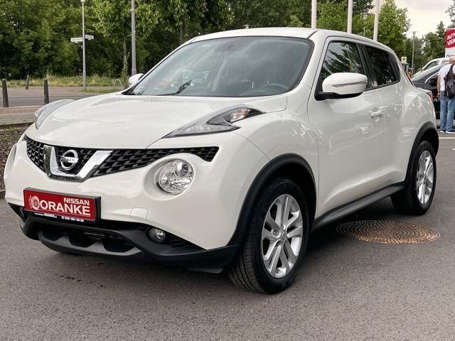 Nissan Juke 1.2 DIG-T Acenta Alu/Klimatronic, Jahr 2014, Benzin