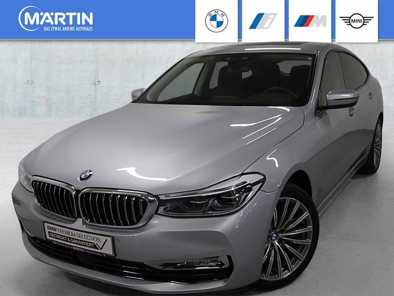BMW 630d xDrive Gran Turismo Luxury Line **Soft-Close*Pano.Dach*Navi.Prof**Eff. Zins 0,99%, Jahr 2018, Diesel