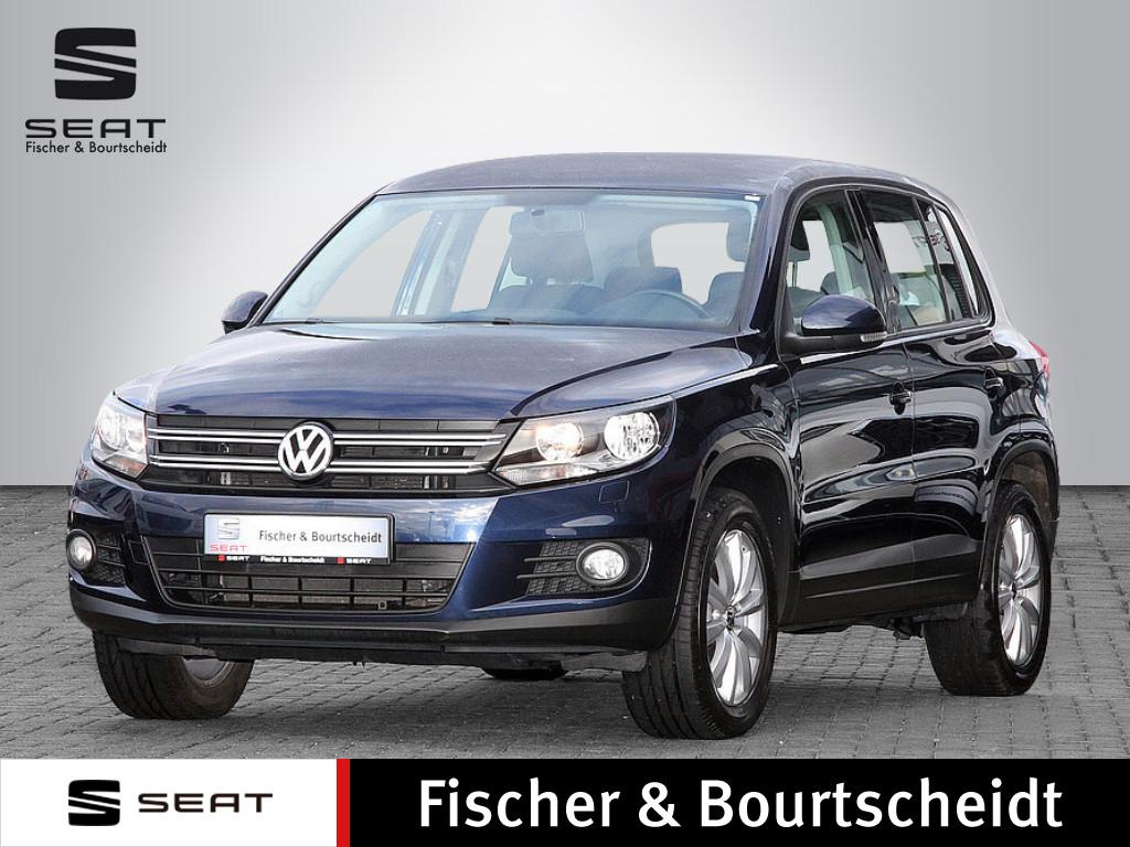 Volkswagen Tiguan, Jahr 2012, Diesel