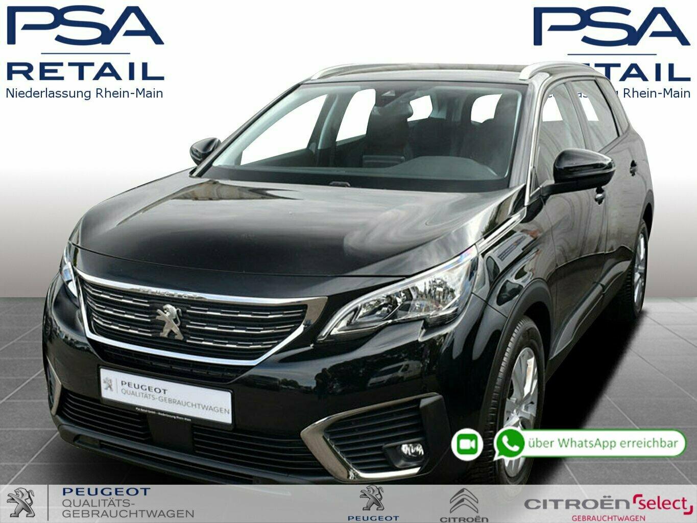 Peugeot 5008 PT 130 S&S Active Business-Paket *Navi*ACC*7-Sitzer*, Jahr 2019, Benzin