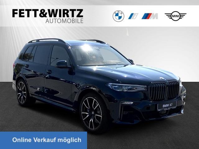BMW X7 xDrive30d MSport HUD DA-Prof Standhz H&K Pano, Jahr 2020, Diesel