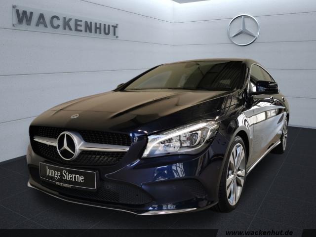 Mercedes-Benz CLA 180 Shooting Brake URBAN BUSIN+LED+NAVI+TOTW, Jahr 2018, Benzin