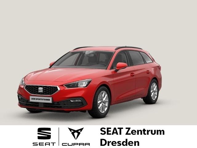 Seat Leon Sportstourer Style 1.5TSI ACT 96kW 6-Gang, Jahr 2021, Benzin