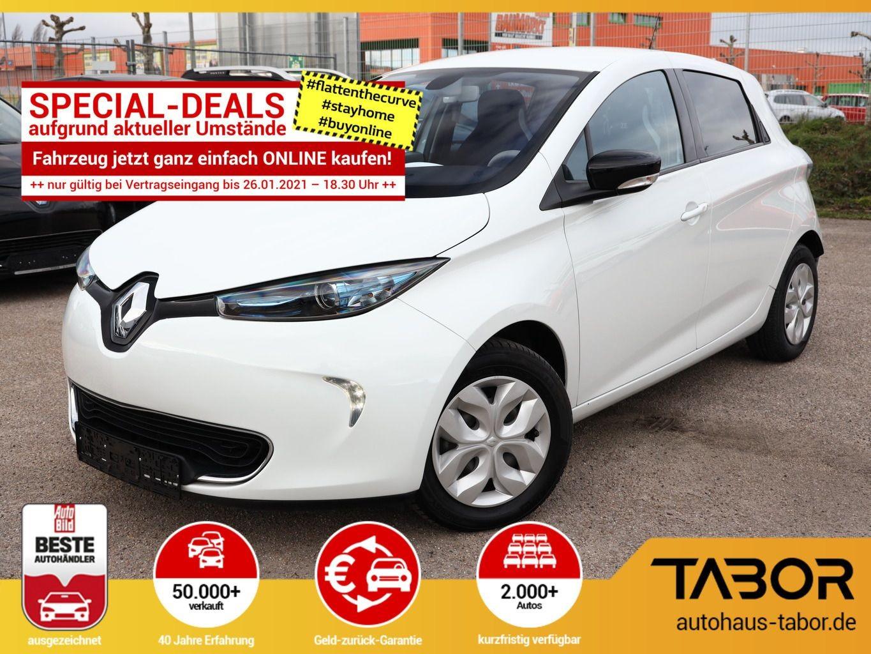 Renault Zoe Life R210 Navigation Privacy Temp Klimaaut., Jahr 2015, Elektro