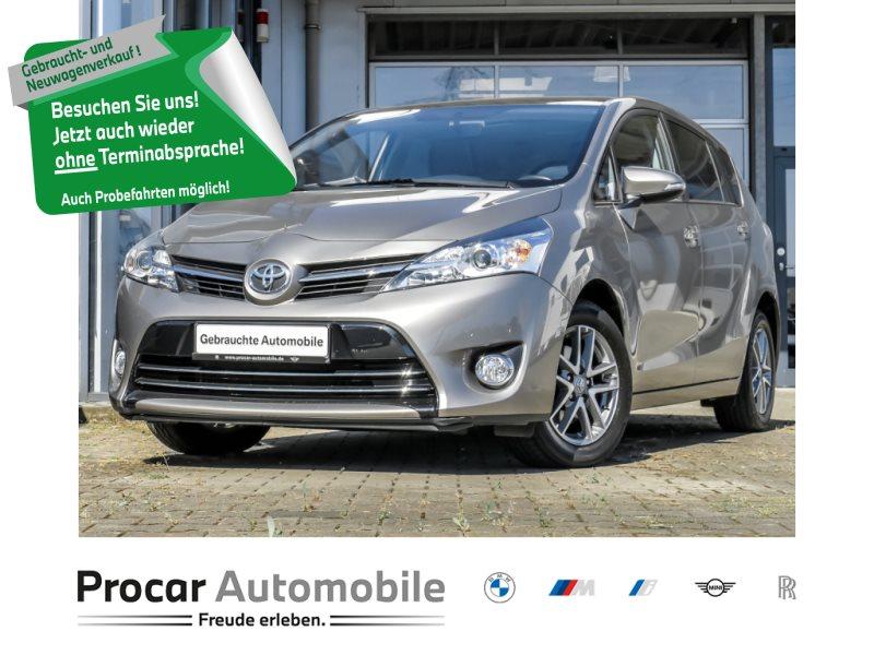 Toyota Verso 1.6D-4D Skyline Edition+Klima+Panoram+Sitzheizung, Jahr 2016, Diesel