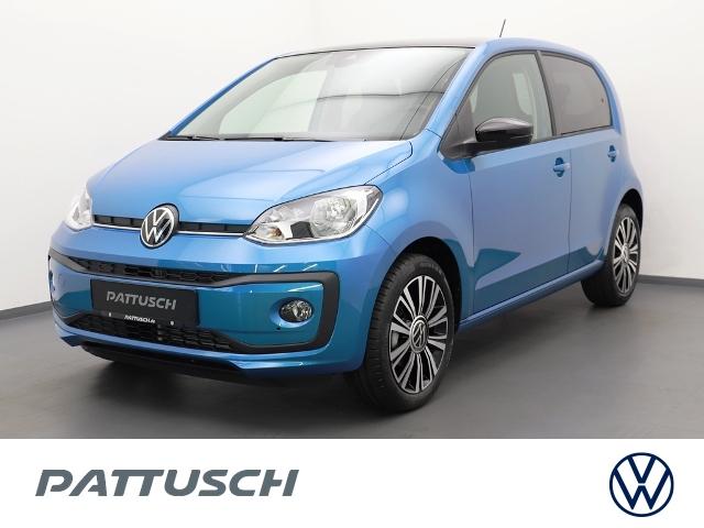 Volkswagen up! 1.0 Black Style DAB+ Sitzhzg. Bluetooth, Jahr 2021, Benzin