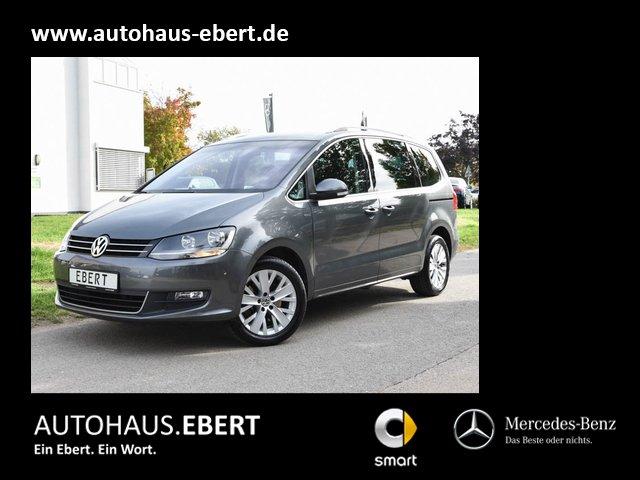 Volkswagen Sharan 2.0 TDI LIFE 6G-DSG+NAVI+PDC+Heckkl. elek, Jahr 2013, Diesel