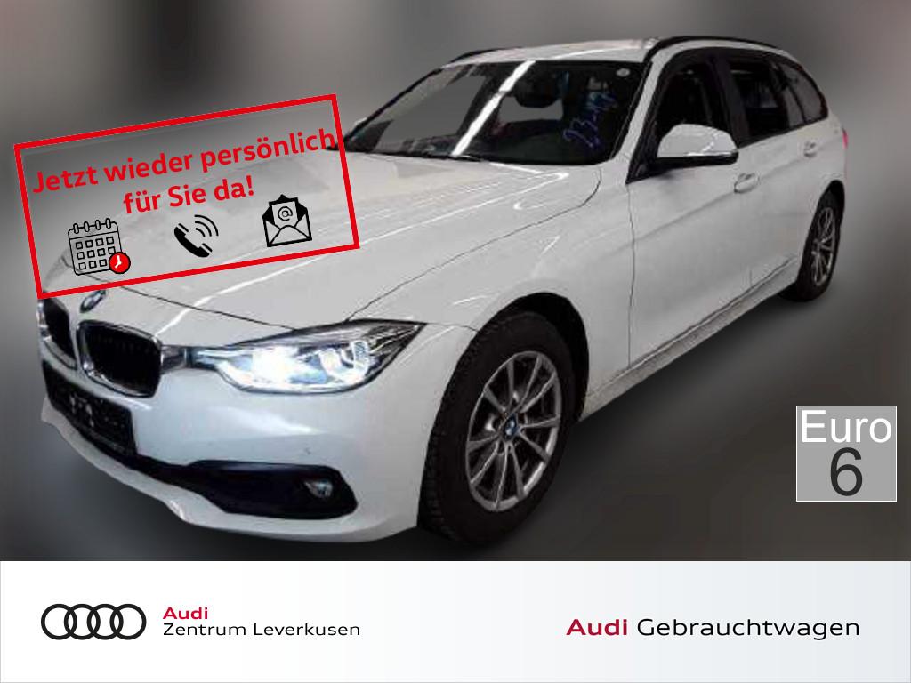 BMW 318d Touring Advantage, Jahr 2019, Diesel