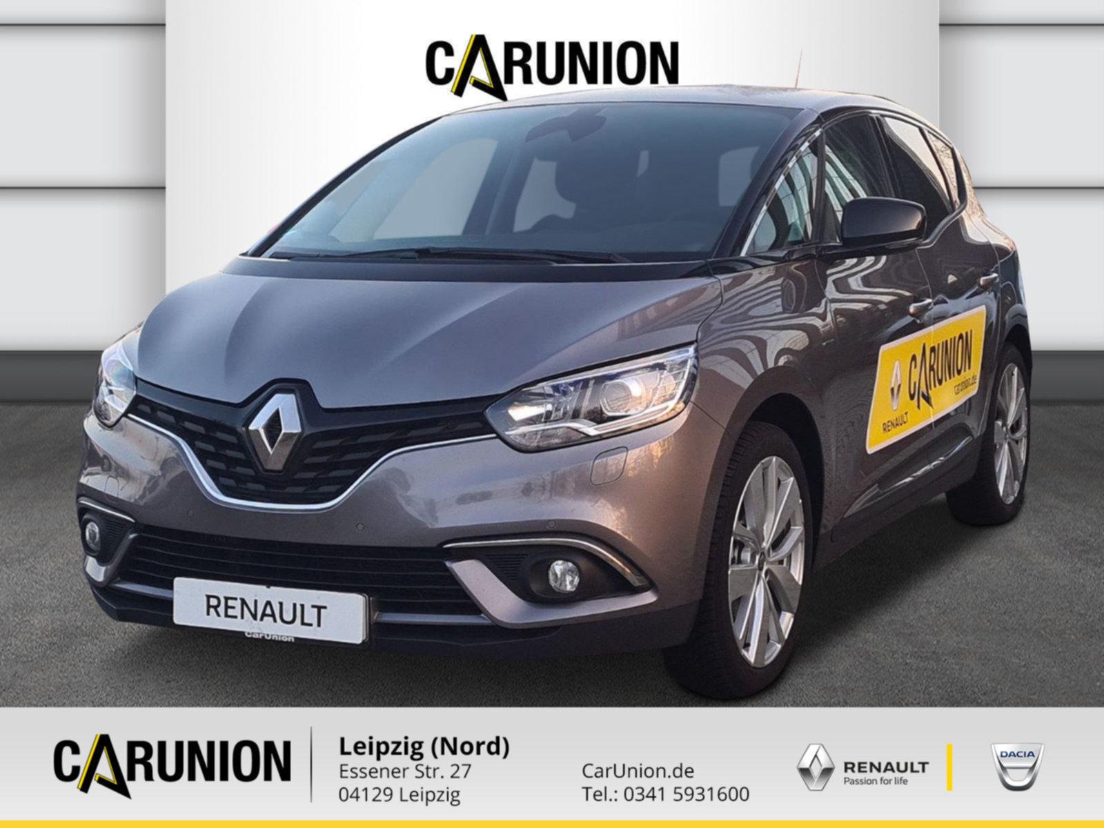 Renault Scenic LIMITED Deluxe TCe 140 GPF Klimaa., Navi, Jahr 2019, Benzin