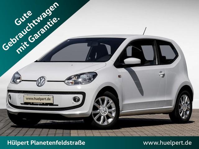 Volkswagen up! 1.0 club up! NAVI ALU KLIMA SHZ, Jahr 2016, Benzin