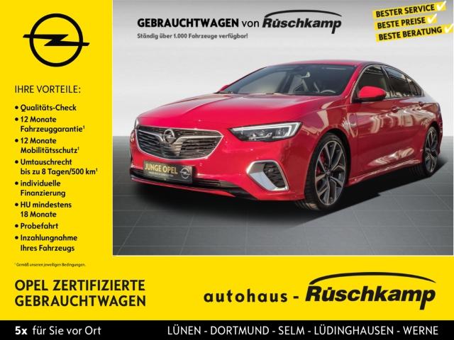 Opel Insignia B Grand Sport GSi 4x4 2.0 CDTI *VOLL*, Jahr 2018, Diesel