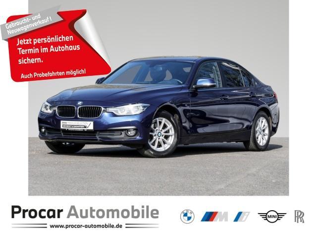 BMW 320d Navi+Sitzhz.+LED+PDC+Harm.Kard., Jahr 2018, Diesel