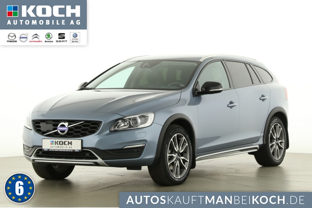 Volvo V60 CC D4 Pro Geartronic ACC+Keyless+onCall+Standh, Jahr 2017, Diesel