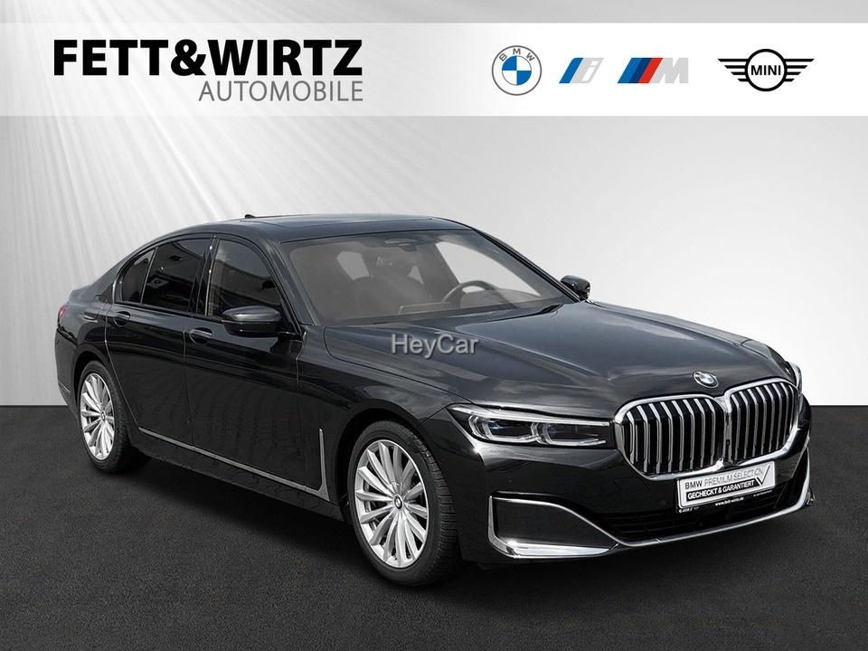 BMW 730d HUD AHK DAProf. GSD Leas. ab 695,- br.o.Anz, Jahr 2020, Diesel