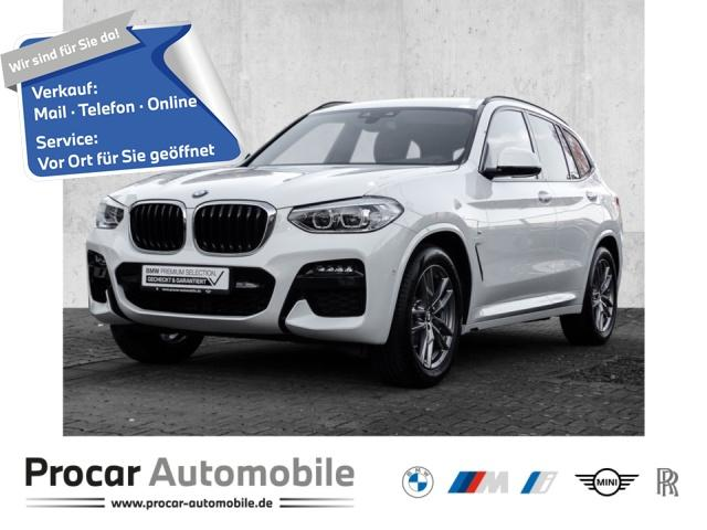 BMW X3 xDrive20i M SPORT AT Klimaaut. Head-Up HIFI, Jahr 2020, Benzin