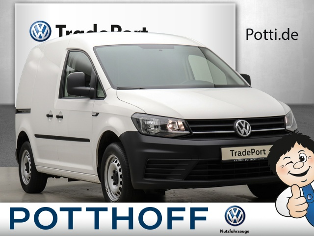 Volkswagen Caddy Kasten 2.0 TDI 1.Hand/Scheckheft Euro6 ZV, Jahr 2015, Diesel