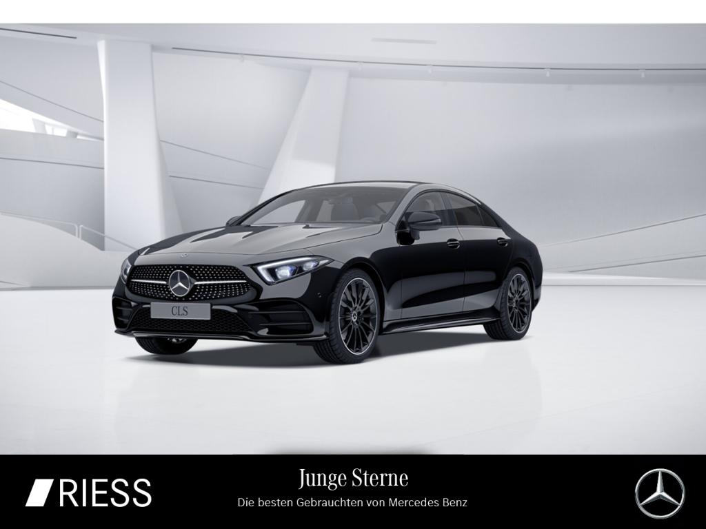 Mercedes-Benz CLS 220 d AMG Sport Night LED Schiebe Wide 20'', Jahr 2020, Diesel